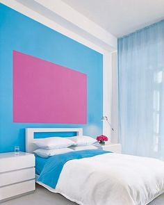 ♥ colorful sheets!