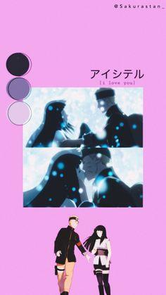 Naruhina, Naruto E Boruto, Hinata, Naruto Shippuden, Fanart, Boruto Naruto Next Generations, Wallpaper Iphone Cute, Aesthetic Anime, Aesthetic Wallpapers