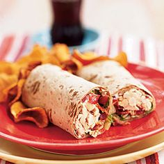 100 Easy Chicken Recipes | Chicken and Bacon Roll-Ups | CookingLight.com