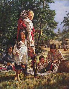 What Can Native American Culture Teach Us about Survival and. Native American Paintings, Native American Pictures, Native American Beauty, Indian Pictures, American Indian Art, Native American History, American Indians, Indian Paintings, Seneca Indians