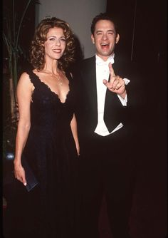 Pin for Later: 41 Pictures That Will Make You Appreciate Tom Hanks and Rita Wilson's 3-Decades-Long Relationship 1995