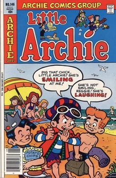 GCD :: Cover :: Little Archie #146