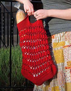Provence Summer String Bag by Kathy North - free crochet pattern, thanks so xox
