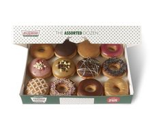 Are you addicted to Krispy Kreme? Find out...
