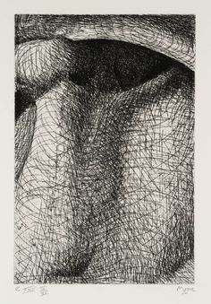 blastedheath: Henry Moore (British, Head of a Cyclops, Etching, 49 x 37 cm. Life Drawing, Drawing Sketches, Henry Moore Drawings, Elephant Skull, Engraving Illustration, Collagraph, Pastel, Art Archive, Skull And Bones