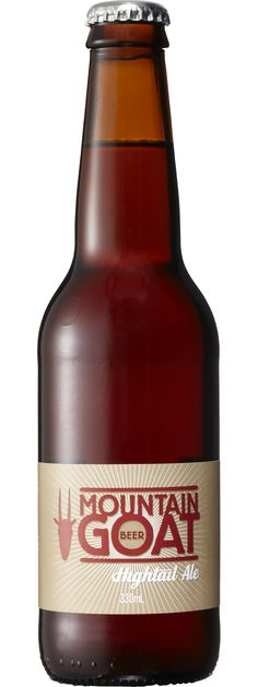 Mountain Goat: Hightail Ale