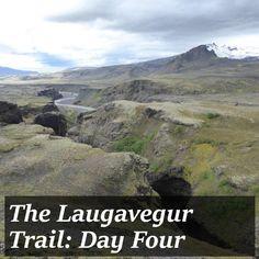 Laugavegur Trail Day Four: Emstrur to Þórsmörk - I Am a Polar Bear Over The Hill, Second Day, Polar Bear, Iceland, Trail, Adventure, Group, Mountains, Blog