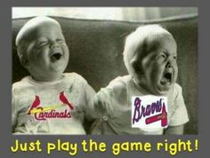 ahahaha  love this. To bad the braves jersey doesn't say phillies!!