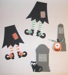 Halloween - streghe e tombe