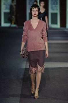 Louis Vuitton осень-зима 2013-2014