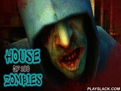 House Of 100 Zombies  Android Game - playslack.com , support the warrior flee from an offensive house full of bloody zombies liveborn. conquer the living asleep and unravel problems. The vehicle of the important warrior of this game for Android broke on far vegetation roadway not far from a dark house. The warrior went there to find support, but spied  that the house is full of alarming monsters. lead your character through many apartments of the house and look around. You'll find helpful…