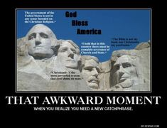 - America was absolutely NOT founded on Christianity, or any other religion. There is nothing wrong with that. Atheist Meme, Atheist Quotes, Quotable Quotes, Pseudo Science, Anti Religion, Religion Humor, Christian Religions, Lol, Awkward Moments