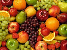 Você sabia que as cores das frutas indicam para o que são boas?