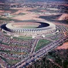 Cities In South America, Stadium Architecture, Brazil Travel, Places Ive Been, Past, City Photo, Eye Candy, To Go, World