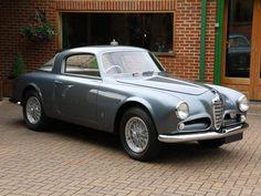 1953 Alfa Romeo 1900C Pininfarina Coupe RHD