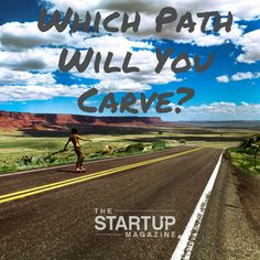 The Startup Magazine aspires to educate and inspire startups. We provide advice, access to business tools, and tell great entrepreneur stories. Entrepreneur Stories, Startup Entrepreneur, Great Entrepreneurs, Money Quotes, Business Motivation, Just Do It, Motivationalquotes, Paths, Carving