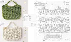 modèle modèle gratuit crochet sac