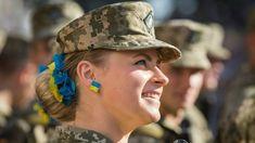 Ukrainian Female Soldiers