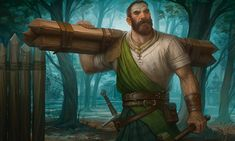 m Townsperson merchant noble NPC A Gaze Blank and Pitiless Fantasy Races, Fantasy Rpg, Medieval Fantasy, Fantasy Artwork, Fantasy World, Fantasy Character Design, Character Concept, Character Art, Concept Art