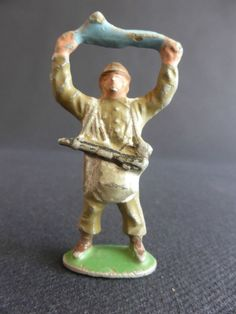 SOLDAT AGITE UN TISSU VICTOIRE ?? QUIRALU ? EN ALUMINIUM ARMEE PATRIE US ARMY GI | eBay