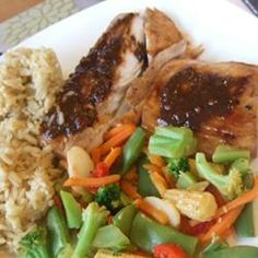 Great fish recipe - the sauce is outstanding! PIN