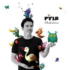 Mamezell' fait son reuz ! - J'ai rencontré l'illustrateur Pylb !!! Interview...