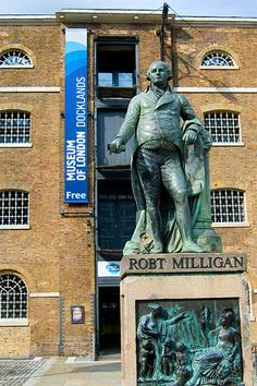 Museum of London Docklands - Free. you can incorporate this with a visit to Canary Wharf in the morning - then catch the DLR under the Thames to Royal Greenwich. (Maritime Museum, Royal Observatory, ORNC, Cutty Sark and Queen's House).