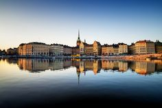 Reflections of Stockholm by Thomas Cousture on 500px