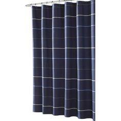 Nautica Southport Cotton Shower Curtain