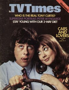 So much more than TV times Childhood Images, Childhood Memories, Paula Wilcox, Richard Beckinsale, British Tv Comedies, Vintage Television, Tony Curtis, Comedy Tv, Tv Times