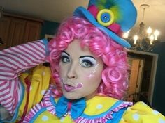 Clown Makeup Tutorial - YouTube