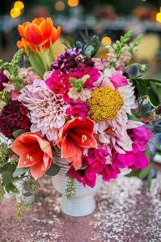 Blush Wedding Flowers, Winter Wedding Flowers, Wedding Flower Arrangements, Spring Wedding, Wedding Centerpieces, Floral Wedding, Wedding Bouquets, Floral Arrangements, Tall Centerpiece