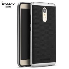 100% original ipaky brand Top quality Xiaomi Redmi Note 3 case silicone protective cover free shipping all in stock