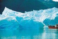 Campo de hielo Sur. Campo de hielo Patagónico Sur (Patagonia). Se compone de 49 glaciares entre Chile y Argentina. En Chile se encuentran: Jorge Montt, Pío XI (el mayor del hemisferio Sur fuera de la Antártica, con 1 265 km²), O'Higgins, Bernardo, Tyndall, y Grey, que pertenecen a los Parques Bernardo O'Higgins y Torres del Paine. XII Región de Magallanes y Antártica Chilena. es.wikipeda.org