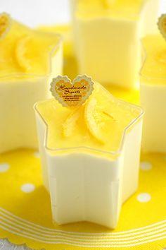 JUNAっちの食卓へようこそ!「はちみつレモン&チーズムース」 | お菓子・パンのレシピや作り方【corecle*コレクル】