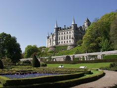 Castles in the Scottish Highlands where you can get married.