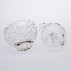 GUNNEL NYMAN, kermakko ja sokerikko, lasia, Nuutajärvi 1900-luvun puoliväli. - Bukowskis Lassi, Bukowski, Glass Design, Soap, Beautiful, Soaps