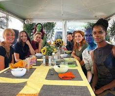 Robert Downey Jr's Women of the Marvel Lunch Pictures - Animated Times