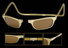$75,000.00 Clic in a collaboration with Hugh Power, jewelry designer has launched (not the most expensive) but certainly up there $75,000 Clic eyewear