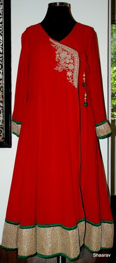 Red Angarkha...