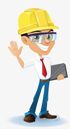 Vector construction engineer PNG and Vector Robot Wallpaper, S8 Wallpaper, Marvel Wallpaper, Cute Cartoon Wallpapers, Cartoon Pics, Cartoon Drawings, Civil Engineering Logo, Youtube Logo Png, Engineer Cartoon