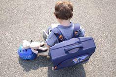 DELSEY schoolbag #kids #backpack #backtoschool #Delsey #Blue