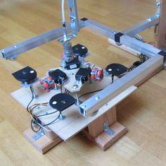 DIY 3D Drucker mit Raspberry.(Warum teuer kaufen, wenn man es auch selber bauen kann)