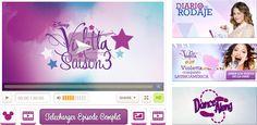 Violetta Saison 3 - Home