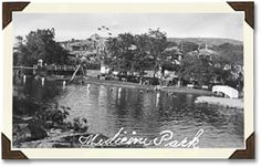 Medicine Park, Oklahoma. America's Cobblestone Community. Founded in 1908. Grew up going here and they have re-done a lot of it.Located at entry to Wichita Mountains Wildlife Refuge it is an amazing place.