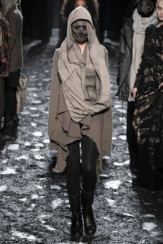 Individuals Collective -  A/W 2012  Amsterdam Fashion Week.