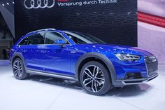 The idea of a raised-up all-wheel-drive station wagon that can handle deep snow and dirt roads is one Subaru pioneered with the Outback nearly 20 years ago. Audi followed suit with its first-generation Allroad back in 2004, and it's been a solid seller for the brand. The latest one, based on the all-new Audi A4's MLB platform, raises the ride by about an inch and over conventional A4s. Under the hood is a potent 2.0-liter with 272 hp connected to an 8-speed automatic, and of course Audi's…