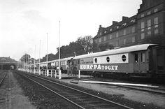Se billederne: Drama og idyl på Østerport Station i gamle dage - Byliv | www.aok.dk
