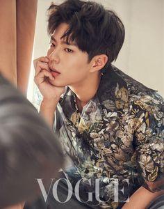 """park bogum x vogue taiwan x "" Korean Face, Korean Star, Park Bo Gum Photoshoot, Park Go Bum, Handsome Korean Actors, Film Aesthetic, Kdrama Actors, Raining Men, Korean Celebrities"