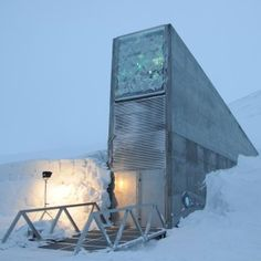 Researchers have been adding seeds to the Svalbard Global Seed Vault – or Doomsday Vault – since 2008. Now, for the first time, they've taken seeds out.